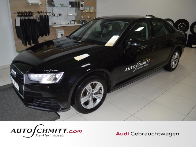 Audi A4 2.0 TDI Navigation Plus Virtual Cockpit Navi, Jahr 2016, Diesel