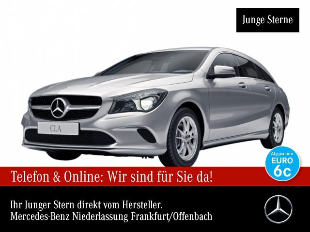 Mercedes-Benz CLA 220 d SB Harman COMAND Kamera Totwinkel 7G-DCT, Jahr 2018, Diesel