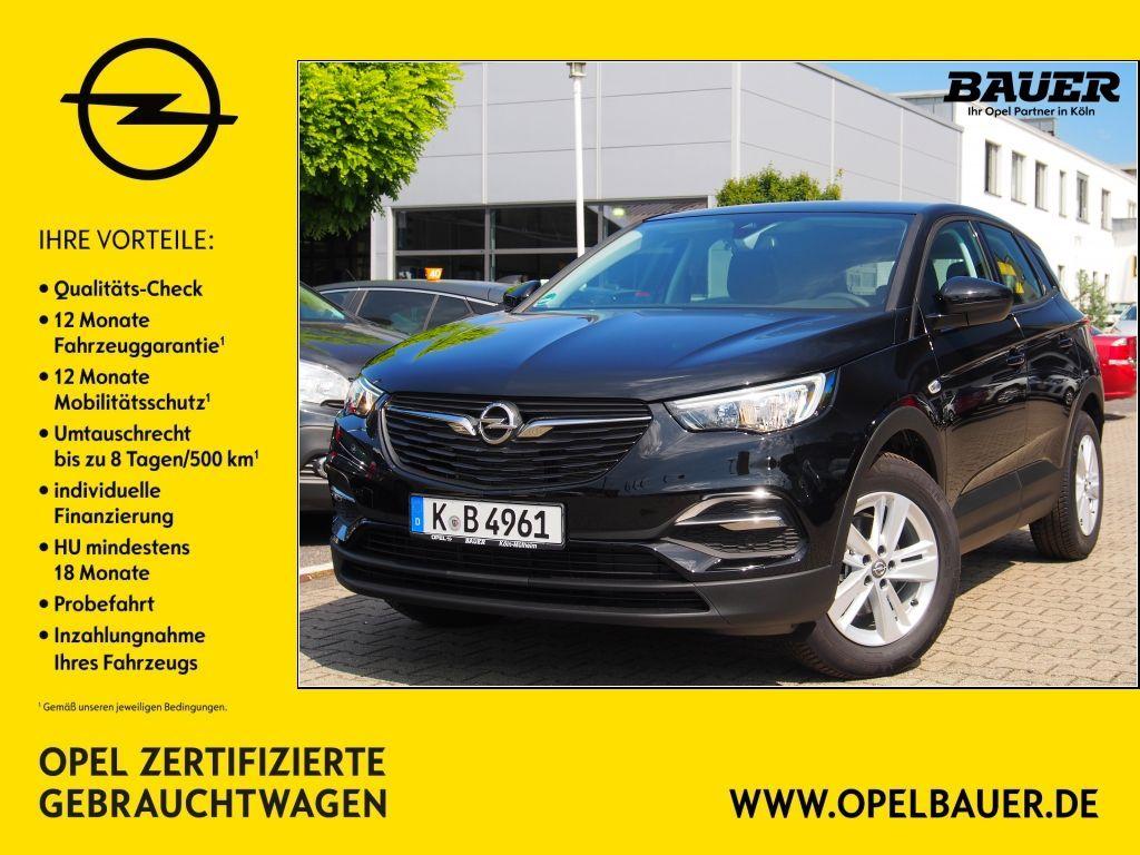 Opel Grandland X 1.6 D Start/Stop Edition, Jahr 2018, Diesel