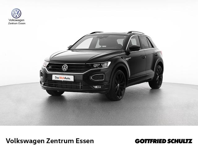 Volkswagen T-Roc R-Line 1 5 TSI DSG Navi LED ACC Pano, Jahr 2021, Benzin