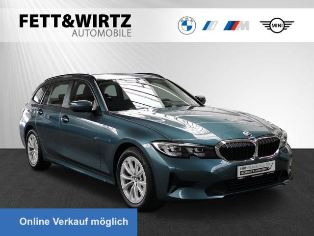 BMW 320d xDrive Touring DrivAss Klimaaut. LiveCockp+, Jahr 2020, Diesel