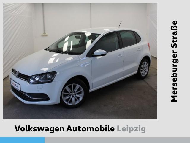Volkswagen Polo 1.2 TSI Comfortline *SHZ*LED*, Jahr 2016, Benzin