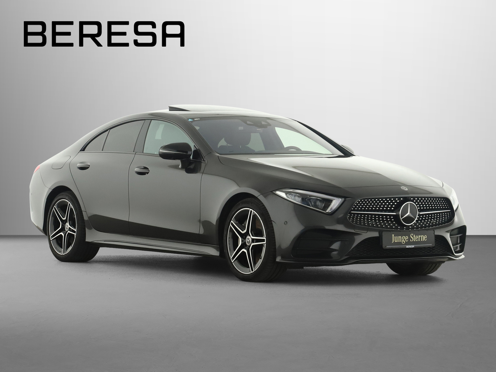 Mercedes-Benz CLS 350 d 4M AMG HUD Comand Fahrassist. 360°, Jahr 2019, Diesel