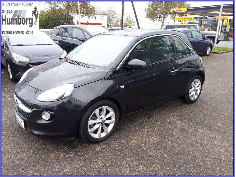 Opel Adam 1.2 Jam, Jahr 2013, Benzin