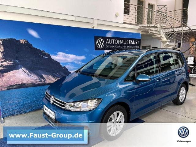 Volkswagen Touran Comfortline UPE36805 NAVI 7-SITZER, Jahr 2020, Diesel