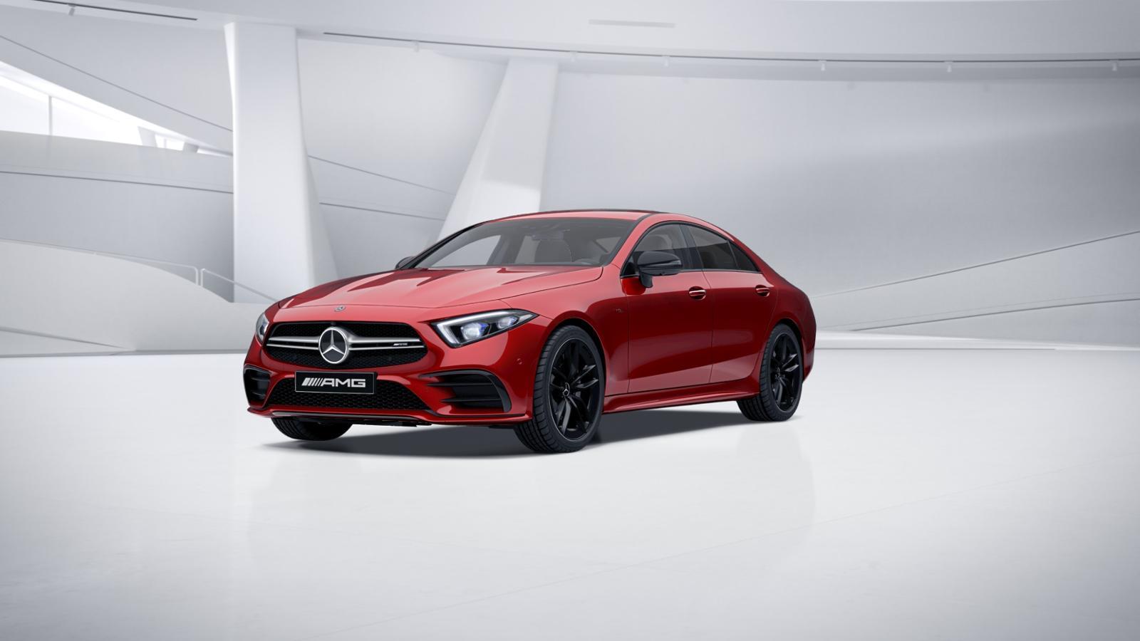 Mercedes-Benz CLS 53 AMG 4M Night Carbon SHD Burmester 360°, Jahr 2019, Benzin