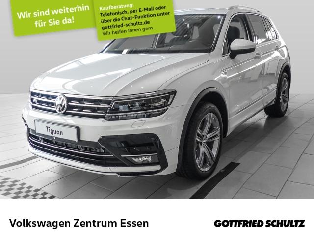 Volkswagen Tiguan 2.0 TSI OPF HIGHLINE 4MOTION R-LINE NAVI, Allrad, AHK, Jahr 2020, Benzin