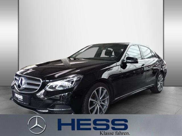 Mercedes-Benz E 350 Avantgarde+Comand+LED+Schiebedach+PDC, Jahr 2013, Benzin