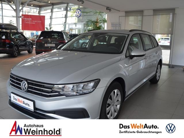 Volkswagen Passat Variant 1.6 TDI NAVI ACC LED, Jahr 2019, Diesel