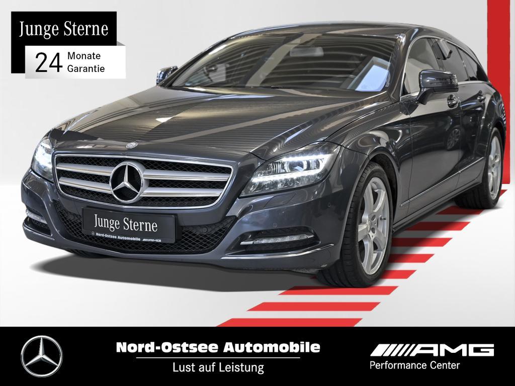 Mercedes-Benz CLS 350 CDI Shooting Brake COMAND+PTS+Memory+SHD, Jahr 2014, Diesel