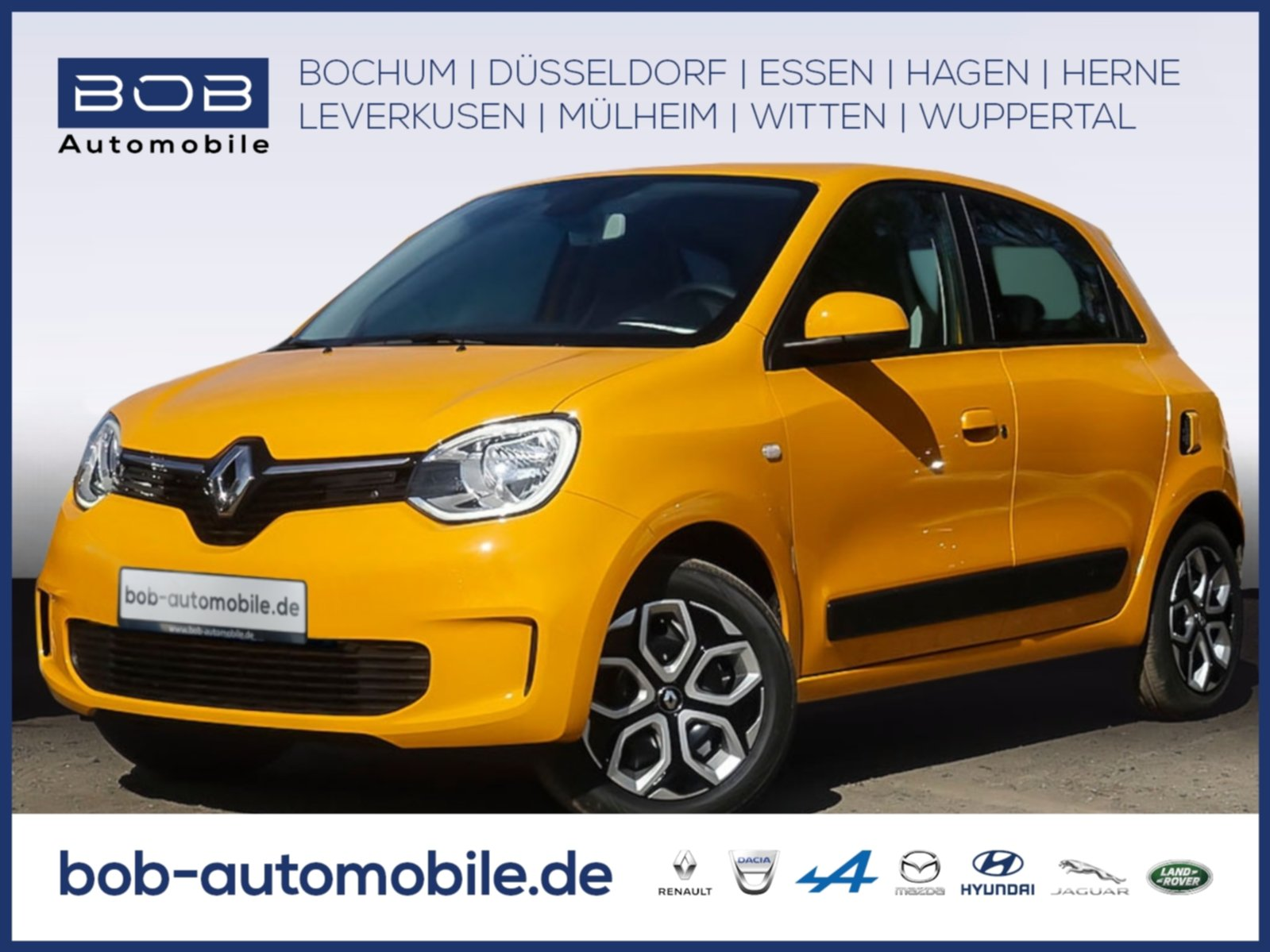 Renault Twingo LIMITED SCe 75 KLIMA BT ZV SERVO AUX USB, Jahr 2020, Benzin