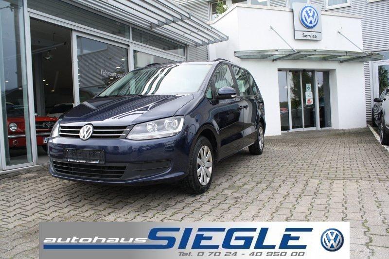 Volkswagen Sharan 2.0 TDI 7-Sitze*Navi*Sitzheizung, Jahr 2016, Diesel