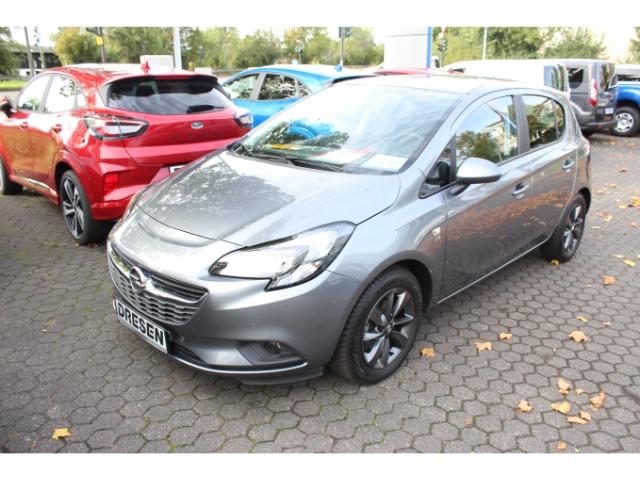 Opel Corsa E 120 Jahre KLIMA/INTELLILINK/PDC v+h/SHZ/LHZ/WSS BEHEIZBAR, Jahr 2019, Benzin