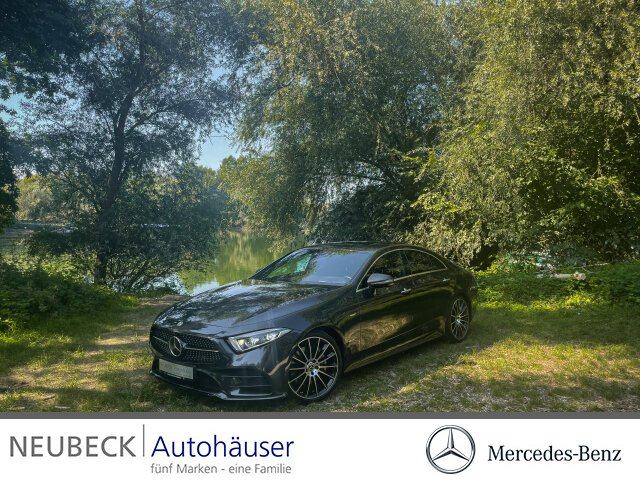 Mercedes-Benz CLS 450 4M AMG Line/edition 1/SHD/Burmester 3D, Jahr 2017, Benzin