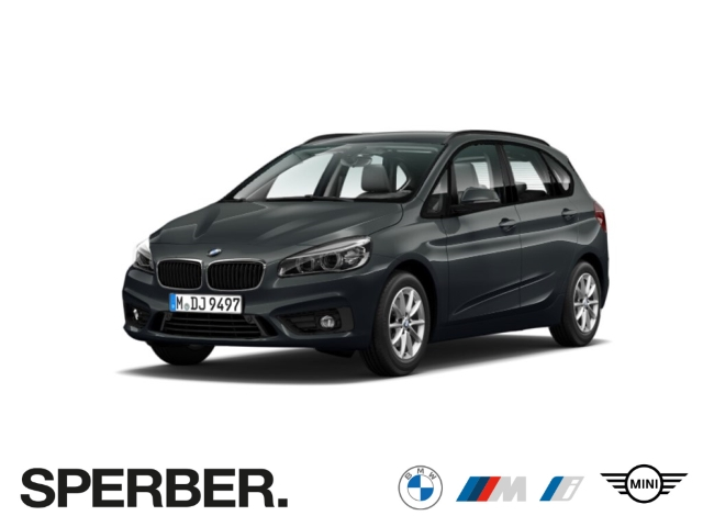 BMW 218 Active Tourer d,Navi,LED,Tempomat,PDC,Sitzhzg,Klimaauto,Parkassistent,Regensensor,uvm., Jahr 2017, Diesel