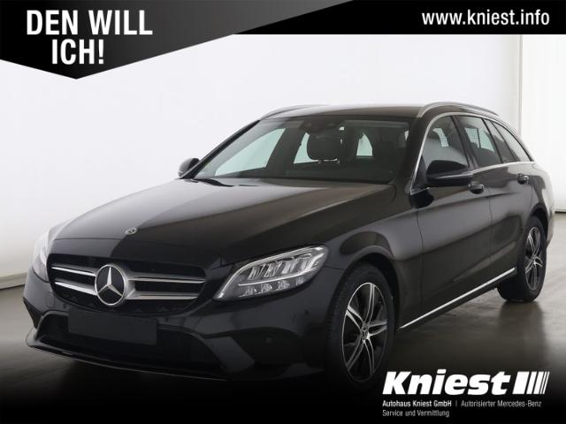 Mercedes-Benz C 180 T Avantgarde+Navi+LED+Kamera+Totwinkel+Spiegel-P., Jahr 2020, Benzin