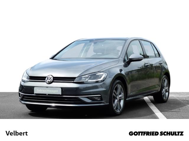 Volkswagen Golf 2.0 TDI HIGHLINE NAVI LED RÜFA PANO SHZ, Jahr 2019, Diesel
