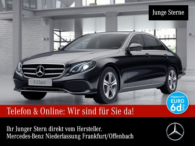 Mercedes-Benz E 300 Avantgarde WideScreen 360° Stdhzg COMAND, Jahr 2019, Benzin