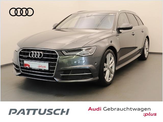 Audi A6 Avant 2.0 TFSI quattro S-Line Navi LED Leder, Jahr 2018, Benzin