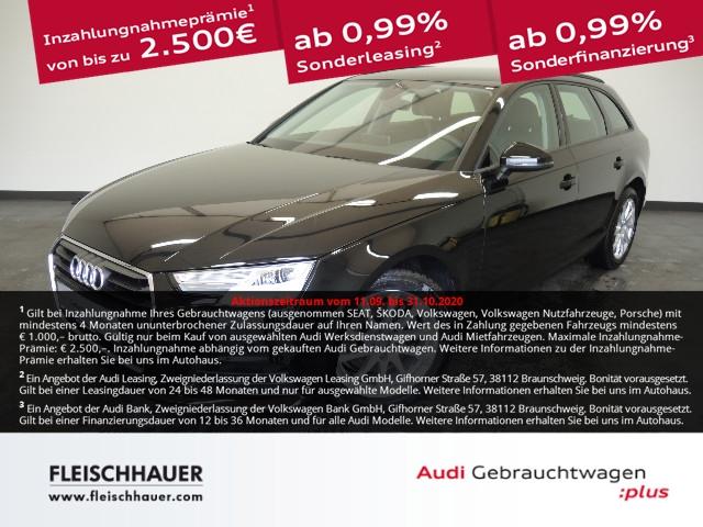 Audi A4 Avant 35 TDI basis 2.0 EU6d-Temp, Jahr 2019, Diesel