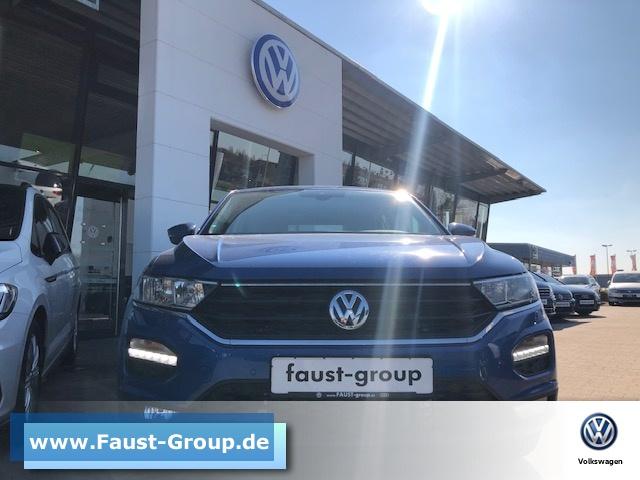 Volkswagen T-ROC UPE 32000 EUR NAVI Licht-Sicht-Paket DAB+, Jahr 2019, diesel
