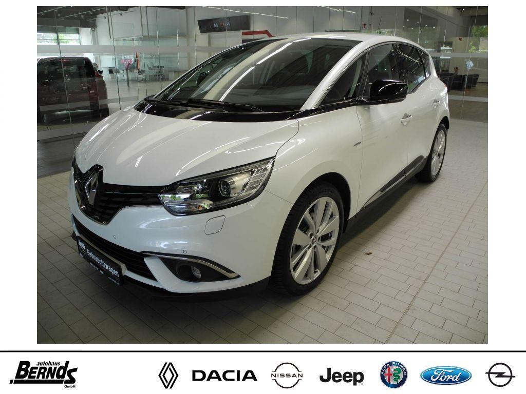 Renault Scenic TCe140 EDC (Automatik) LIMITED DELUXE WR, Jahr 2019, Benzin