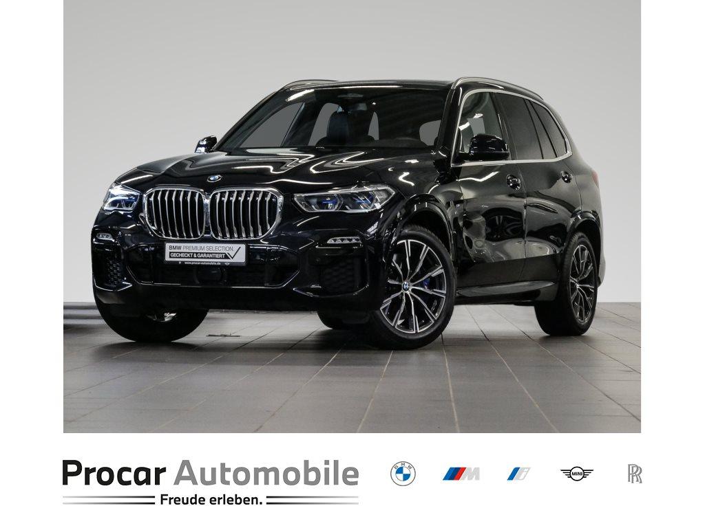 BMW X5 xDrive40d M Sport AHK Pano HuD Laser Standhzg, Jahr 2020, Diesel