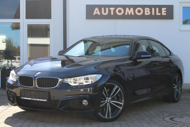 BMW 435d xDrive Gran Coupe M-SportPaket NAVI LED HUD, Jahr 2015, Diesel