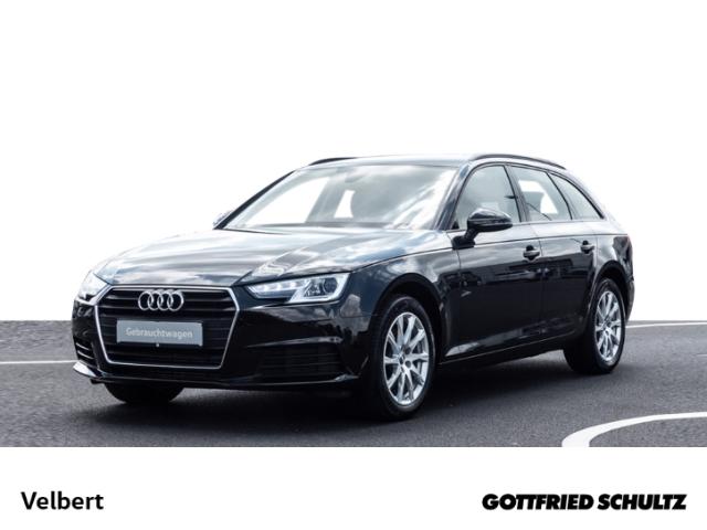 Audi A4 AVANT 2.0 TFSI ULTRA NAVI PDC SHZ ZV KLIMA, Jahr 2018, Benzin