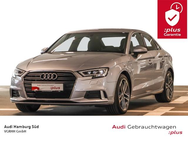 Audi A3 Limousine 1.5 TFSI S LINE SPORT/LED/NAVI/'18', Jahr 2019, Benzin