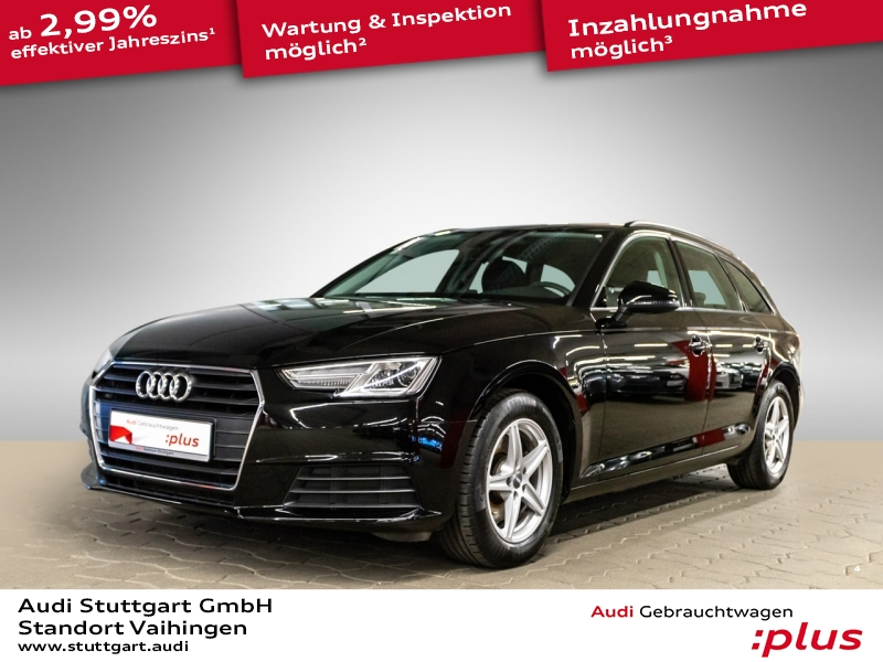 Audi A4 Avant 1.4 TFSI Xenon Sitzheizung Einparkhilfe, Jahr 2017, Benzin