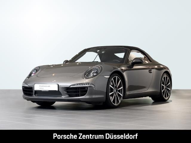 Porsche 991 Carrera S Cabriolet BOSE Sport AGA Servolenkung+, Jahr 2014, Benzin