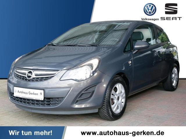 Opel Opel Corsa 1.2 TSI Energy SHZ GRA ISOFIX ALU EPH, Jahr 2014, Elektro