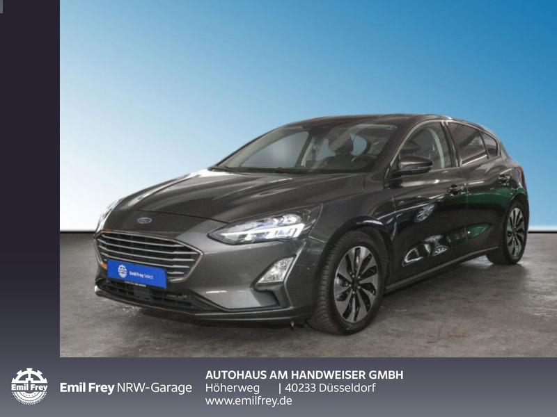 Ford Focus 1.0 EcoBoost COOL&CONNECT, Paket Winter, GJR, Jahr 2019, Benzin