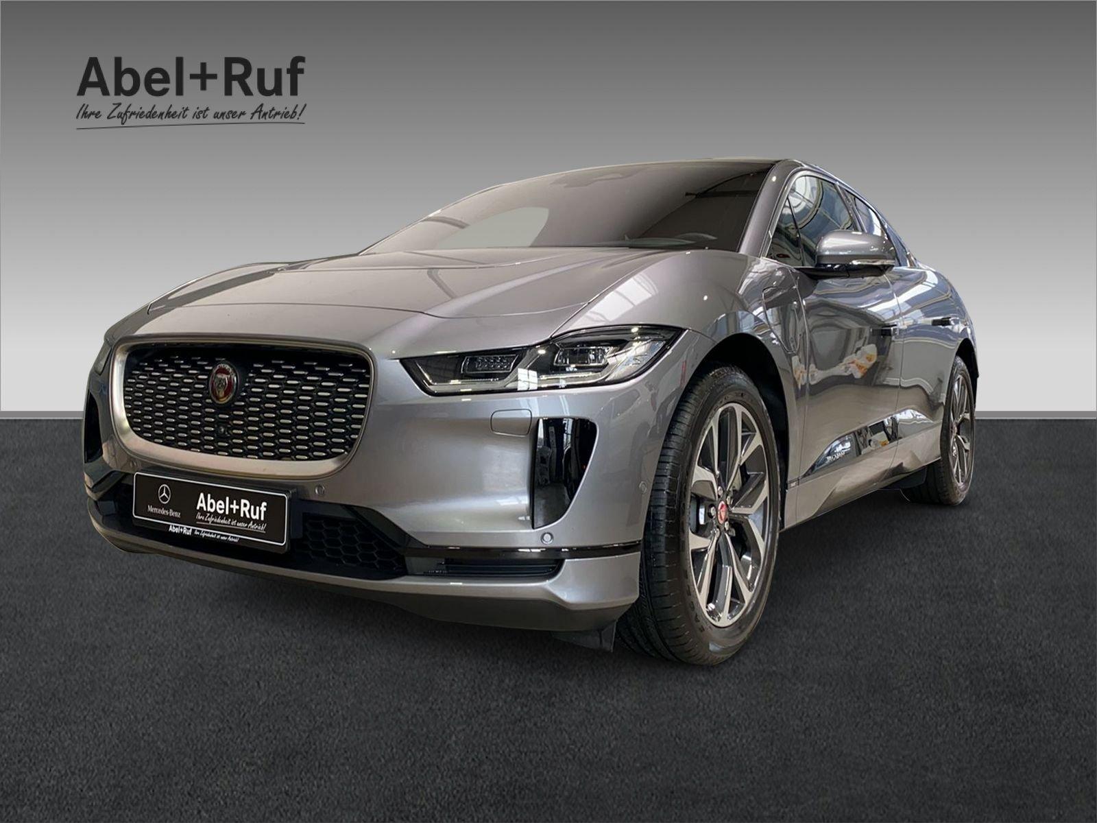 Jaguar I-PACE SE EV320+Standhz+Panorama+Winterpak+NP 85, Jahr 2020, Elektro