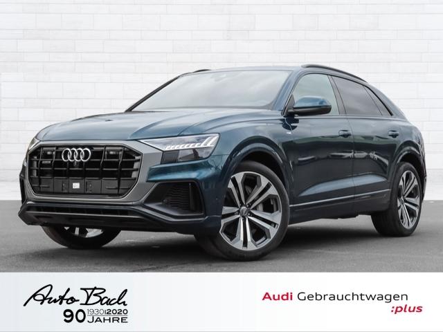 Audi Q8 S line 50TDI qu. Matrix Panorama Standhzg B&O virtual, Jahr 2018, Diesel