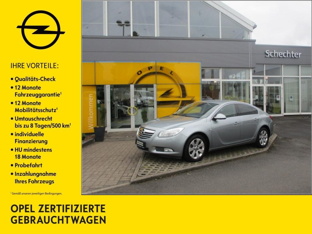 Opel Insignia 1.4 Turbo ecoFLEX Start/Stop Edition, Jahr 2013, Benzin