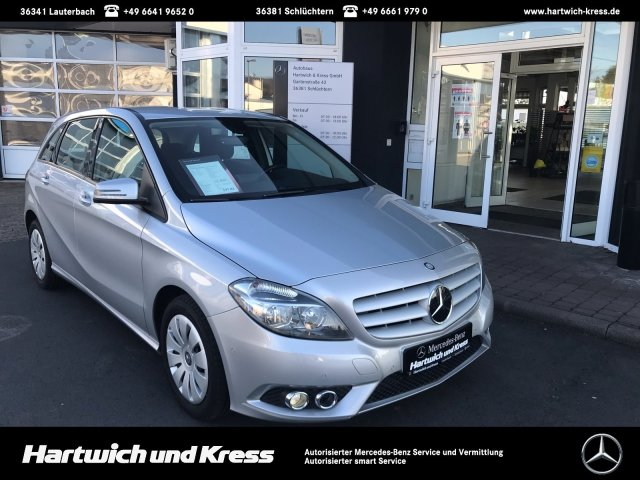 Mercedes-Benz B 220 CDI BlueEf. Navi Camera PDC Sports Tourer, Jahr 2014, Diesel