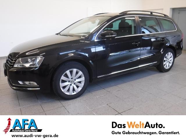 Volkswagen Passat Var. 1,4 TSI Comfortline Navi*Klima*SHZ*G, Jahr 2013, Benzin