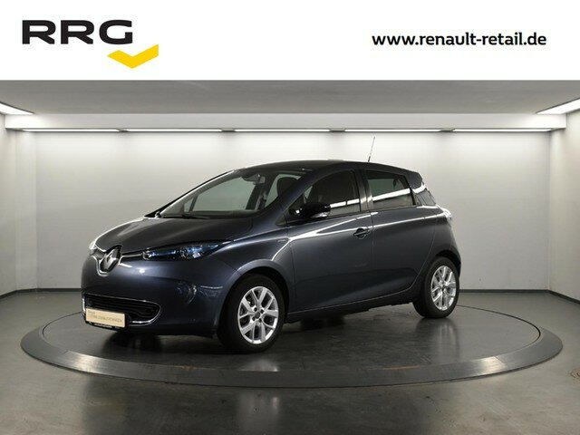 Renault ZOE LIFE 41kWh zzgl. Batterie Miete SITZHEIZUNG, Jahr 2019, Elektro