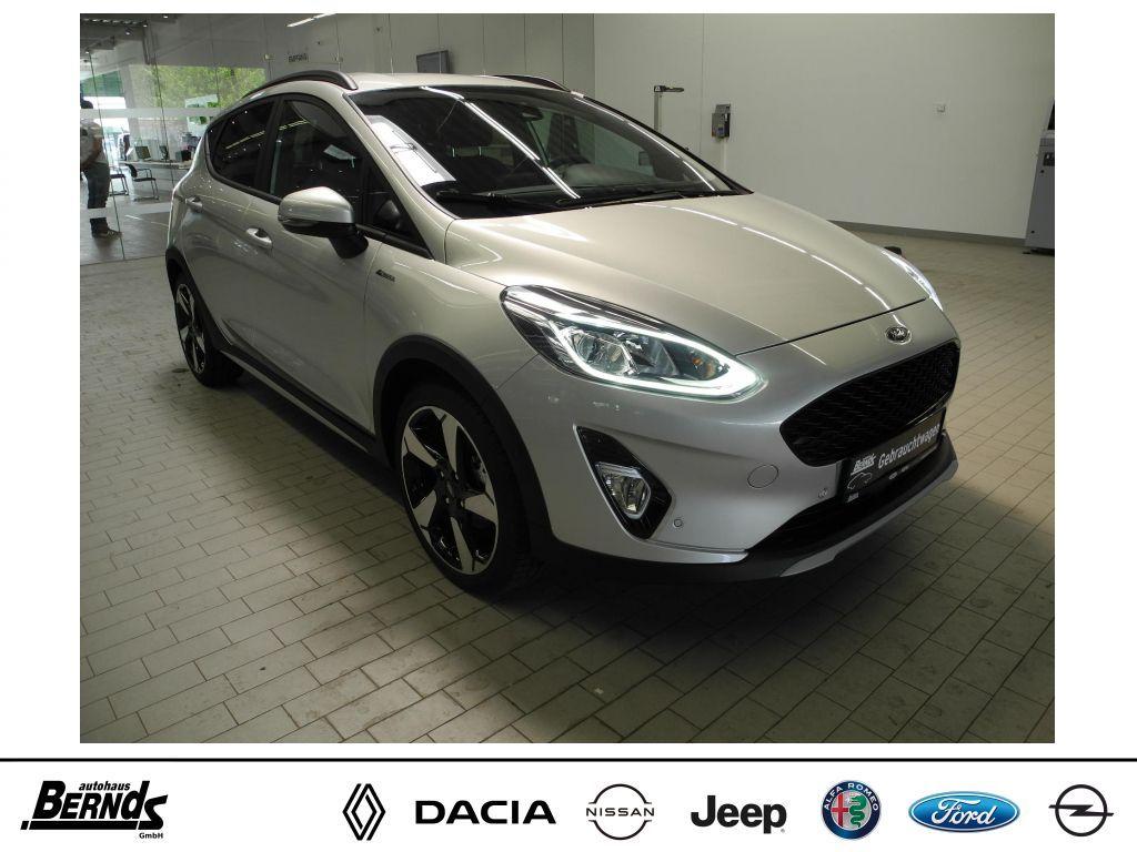 Ford Fiesta Hybrid ACTIVE X WINTER-P. NAVI KAMERA B&O, Jahr 2020, Benzin