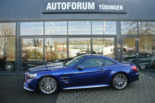 Mercedes-Benz SL 63 AMG *AMG DRIVERS PACKAGE*PANORAMA*, Jahr 2019, Benzin