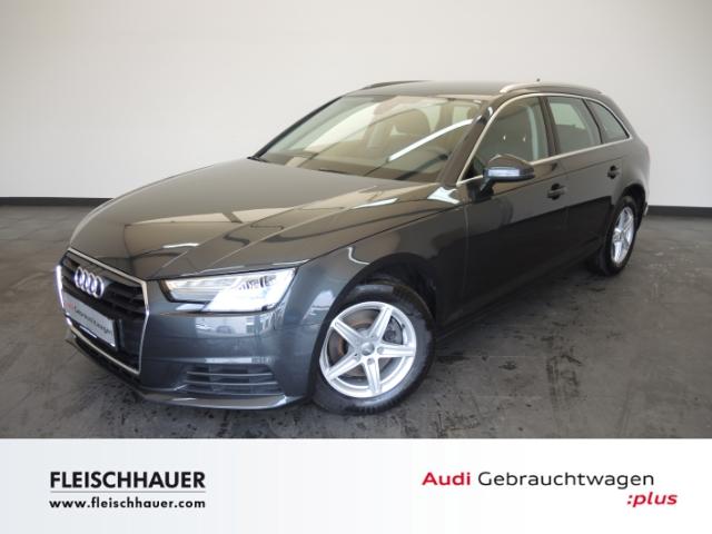 Audi A4 Avant 35 TFSI 2.0 S tronic EU6d-Temp, Jahr 2019, Benzin