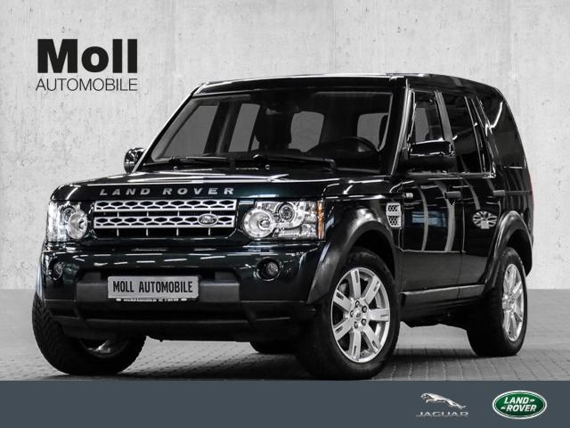 Land Rover Discovery 4 3.0 TDV6 1.Hand Allrad AHK-abnehmbar Multif.Lenkrad Alarm Klimaautom, Jahr 2013, Diesel