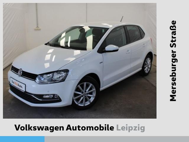 Volkswagen Polo 1.0 Lounge *GRA*ParkPilot*Klimaautomatik*, Jahr 2016, Benzin