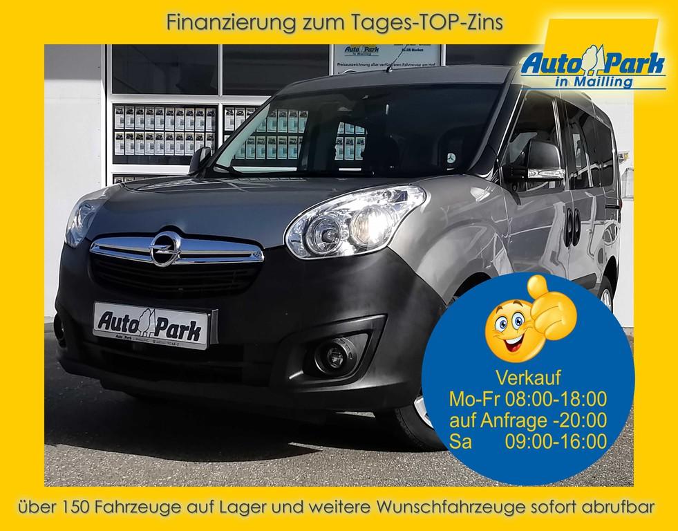 Opel Combo 1.4 L1H1 KLIMA~MFL~NSW~RELING~ISOFIX~BT~BC, Jahr 2018, Benzin