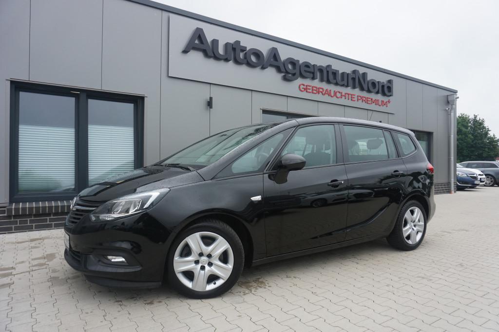 Opel Zafira 2.0 CDTi Aut.Business Edition+NAVI+GRA, Jahr 2018, Diesel