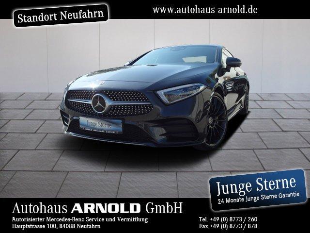 Mercedes-Benz CLS 400 d 4M AMG-Line HUD Memory DISTR. Comand !, Jahr 2019, diesel
