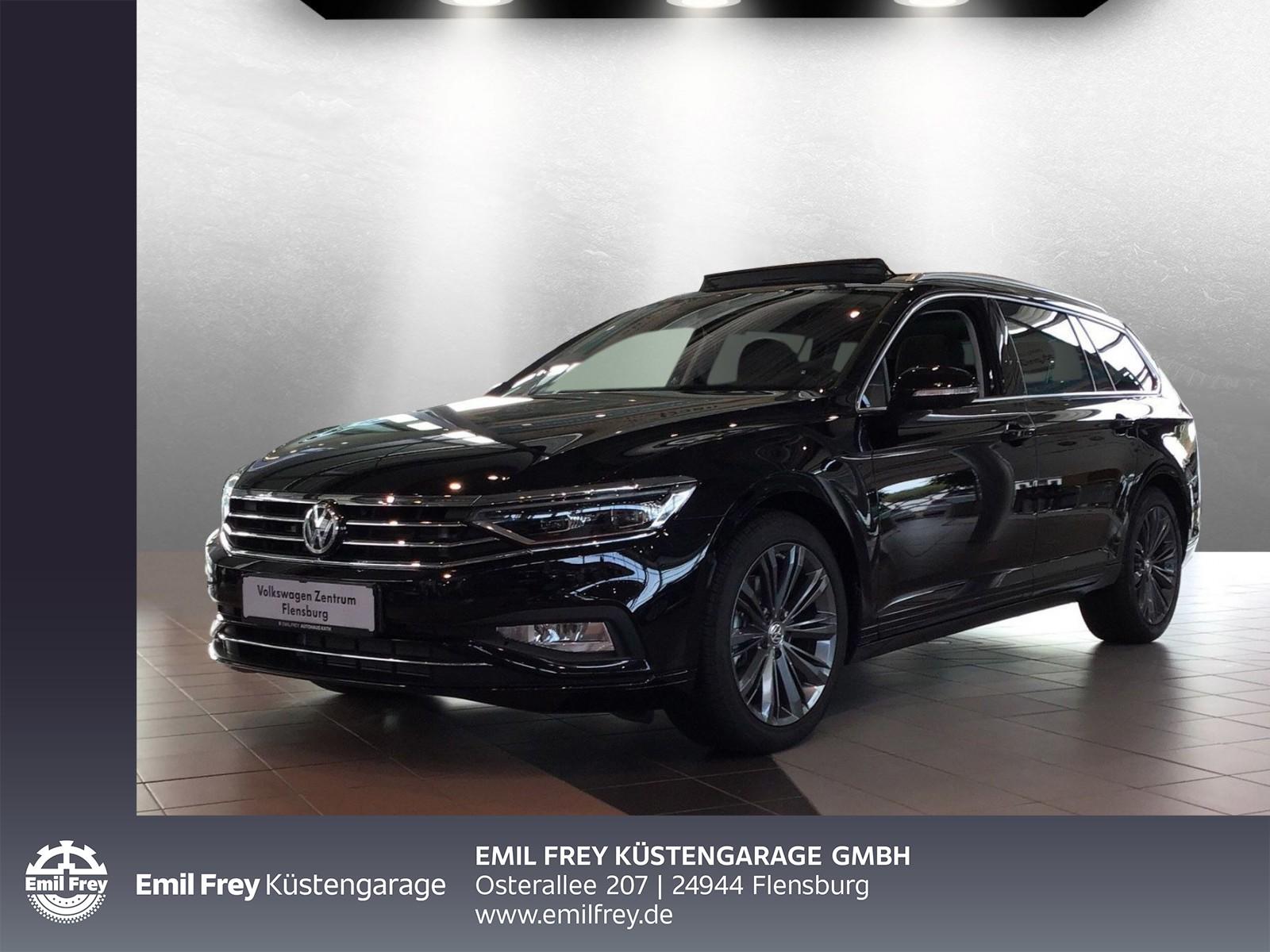 volkswagen passat variant business 2,0 l tdi dsg leder panoramadach 18 premiumpaket, jahr 2020, diesel