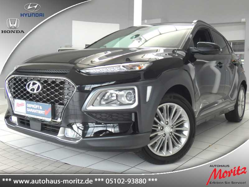 Hyundai Kona 1.0 T-GDI Style Edition *CARPLAY*AHK ABNEHMBAR*, Jahr 2018, Benzin